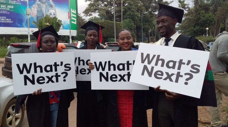 Graduated, What Next
