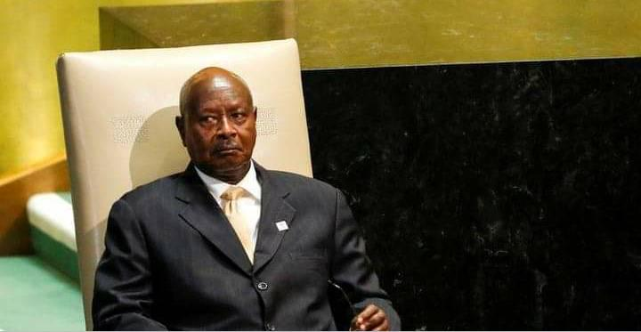 mUSEVENI ON WHY HE NO LONGER TAKES ALCOHOL