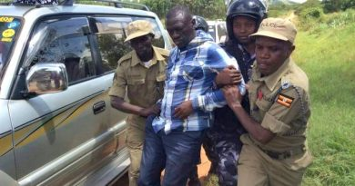 Court witrhdraws charges on Besigye