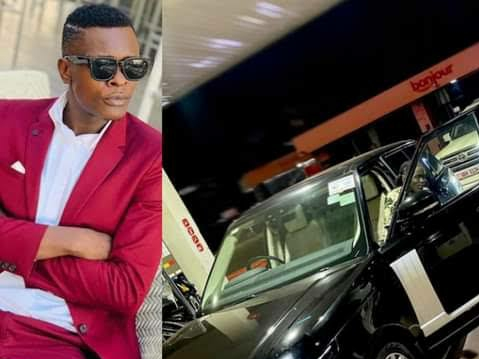 My car was a gift from God – Dr Jose Chameleone
